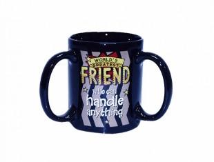 Buy 3 Handle Friends Mug in Kuwait