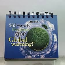 Buy 365 Ways To Live Green- Stop Global Warming in Kuwait