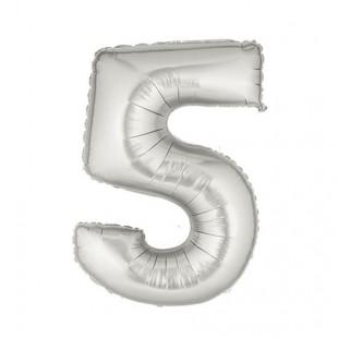 5 Number Balloon in Kuwait