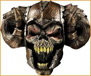 Adult Demon Warrior Mask in Kuwait