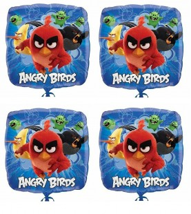 Angry Birds Balloon 1 Pc in Kuwait