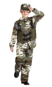 Army party theme Costumes in Kuwait