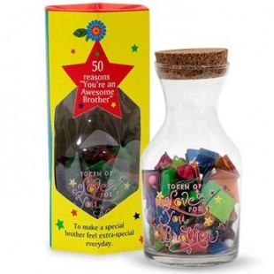 Buy Awesome Brother Glass Token in Kuwait