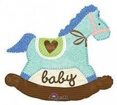 Buy Baby Boy Rocking Horse in Kuwait