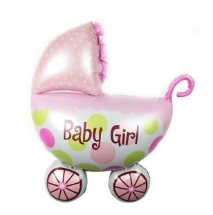Buy Baby Girl Pram 28