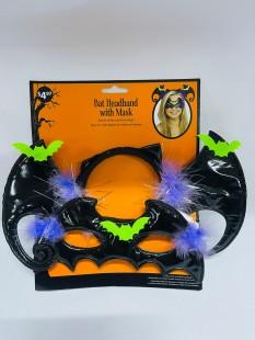 Bat Headband With Mask in Kuwait