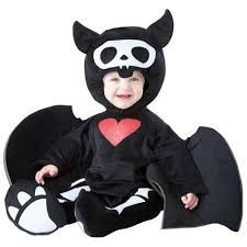 Bat Infant Romper in Kuwait