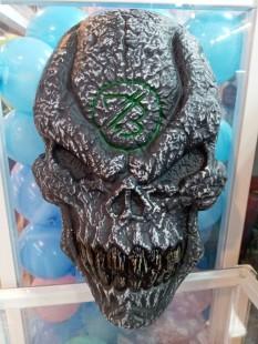 Big Black Skull Mask in Kuwait