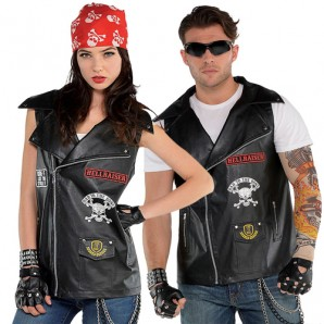 Biker Party Theme Costumes in Kuwait
