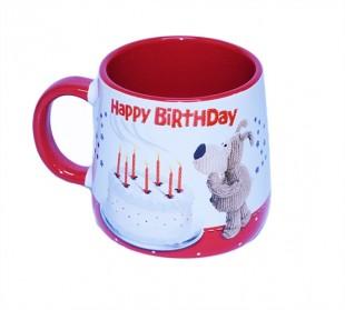 Buy Boofie Happy Birthday Mug in Kuwait