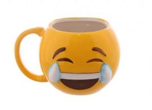 Buy Ceramic Mug-smile Face in Kuwait