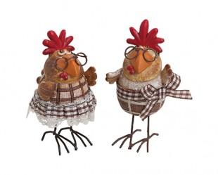 Chicken Poly Metal Feet in Kuwait