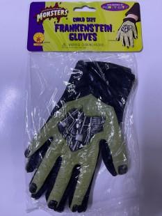 Child Size Frankenstein Gloves in Kuwait