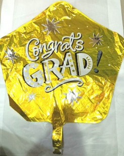 Congrats Grad Yellow Star 338468 in Kuwait