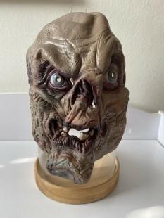 Crypt Keeper Latex Half Mask  in Kuwait