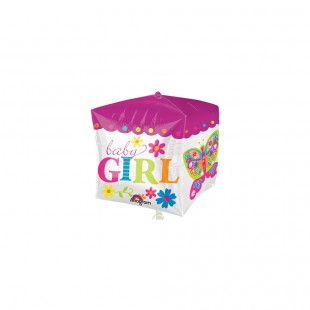 Buy Cubez Pink Baby Girl in Kuwait