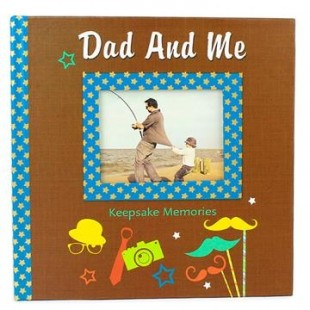Dad And Me Memory Book in Kuwait