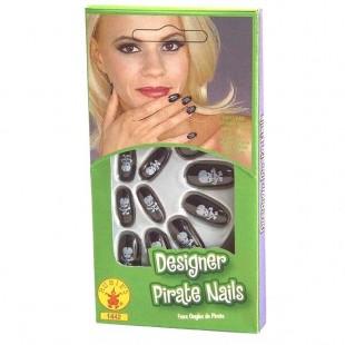 Designer Pirate Nails in Kuwait