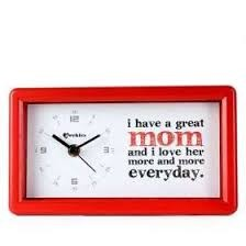 Buy Desk Clock Mom - Desm 02 in Kuwait