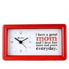 Buy Desk Clock Mom - Desm 02 in Kuwait