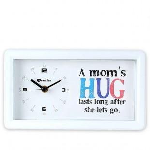 Buy Desk Clock Mom in Kuwait