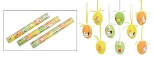 Easter Egg Set For Hanging Plastic in Kuwait