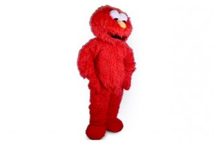 Elmo Show in Kuwait
