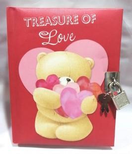 Buy Exercise Notebook - Treasure Of Love 430136 in Kuwait