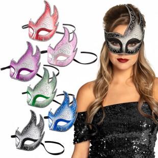 Eye Mask Venice Fiamma 6 Colours in Kuwait