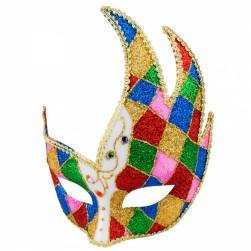 Buy Eye Mask Venice Jester  in Kuwait