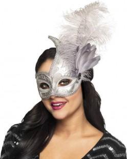 Eye Mask Venice Prezioso Silver in Kuwait