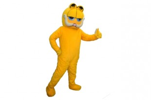 Garfield Show in Kuwait