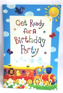 Get Ready For A Birthday Party Bp-110 in Kuwait
