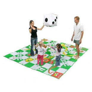 Giant Games Party Bundle rental in Kuwait