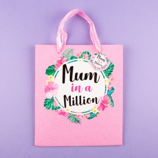 Buy Gift Bag - Mum In A Million in Kuwait