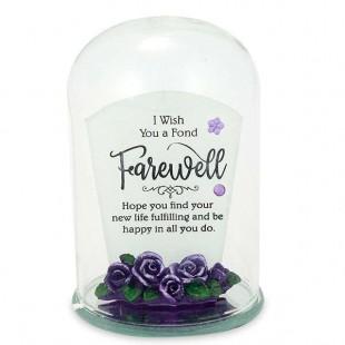 Buy Glass Bottle Quotation - Farewell in Kuwait