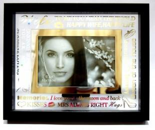 Buy Glass Photo Frame - Wife in Kuwait