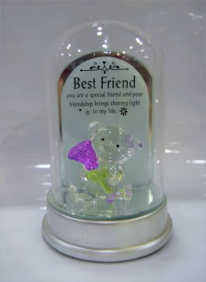 Buy Glass Quotation With Led - Best Friend in Kuwait