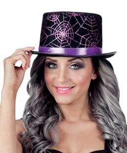 Glitter Spider Web Hat in Kuwait