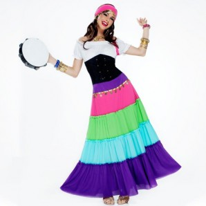 Gypsy Party Theme Costumes in Kuwait