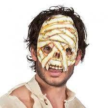 Half Mask Mummy in Kuwait