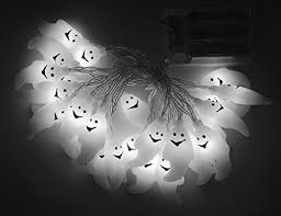 Halloween Ghost Led String Light Covers in Kuwait