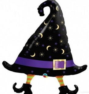 Halloween Giant Witch Hat 28