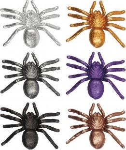 Halloween Glitter Spider L in Kuwait