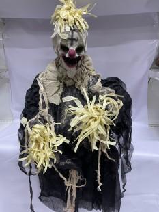 Hanging Scarecrow Clown in Kuwait