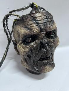 Hanging Zombie Head in Kuwait
