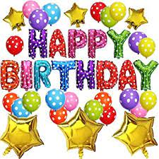 Happy Birthday & Themed Balloons in Kuwait