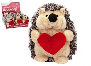 Hedgehog With Love Heart in Kuwait