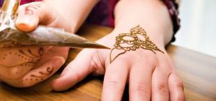 Henna in Kuwait