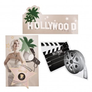 Hollywood Party Theme Costumes in Kuwait